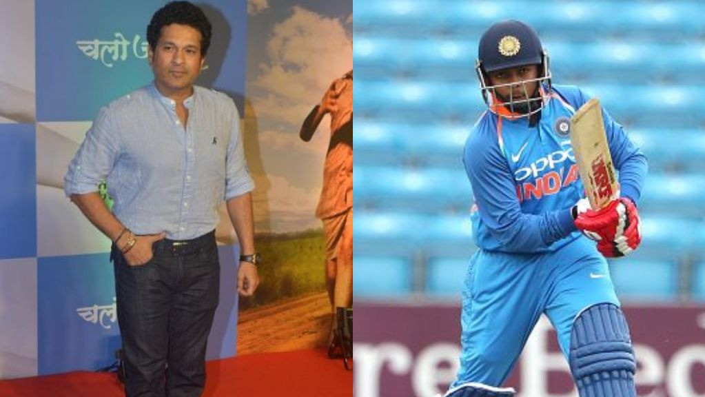 Sachin Tendulkar recalled his advice to Prithvi Shaw ten years back