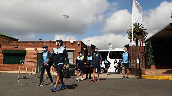Team India have reportedly expressed unwillingness to travel to Brisbane for the fourth Test | Getty