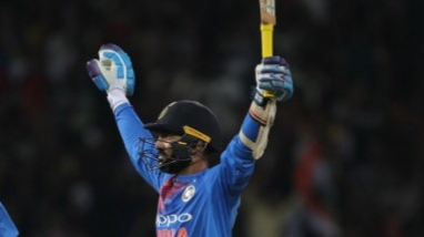 Nidahas Tri-series 2018: Dinesh Karthik recounts his eight ball innings of mayhem in final