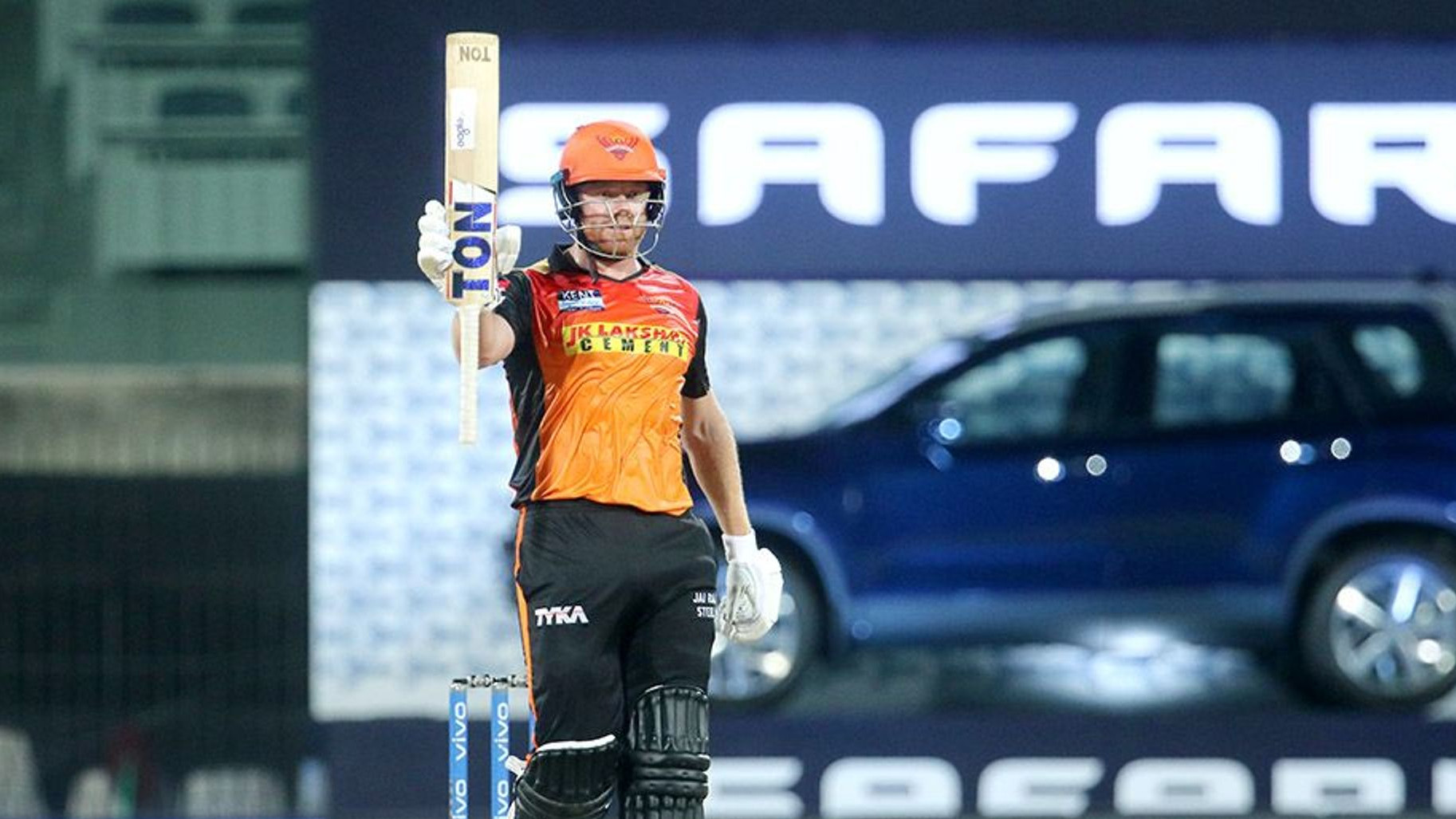 IPL 2021: Jonny Bairstow's 63* powers SRH to their first win in IPL 14, beat PBKS by 9 wickets