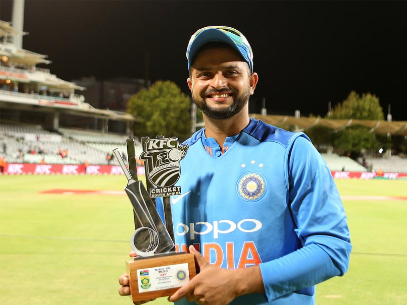 Suresh Raina made a good comeback to Indian T20I team on South African tour | Getty