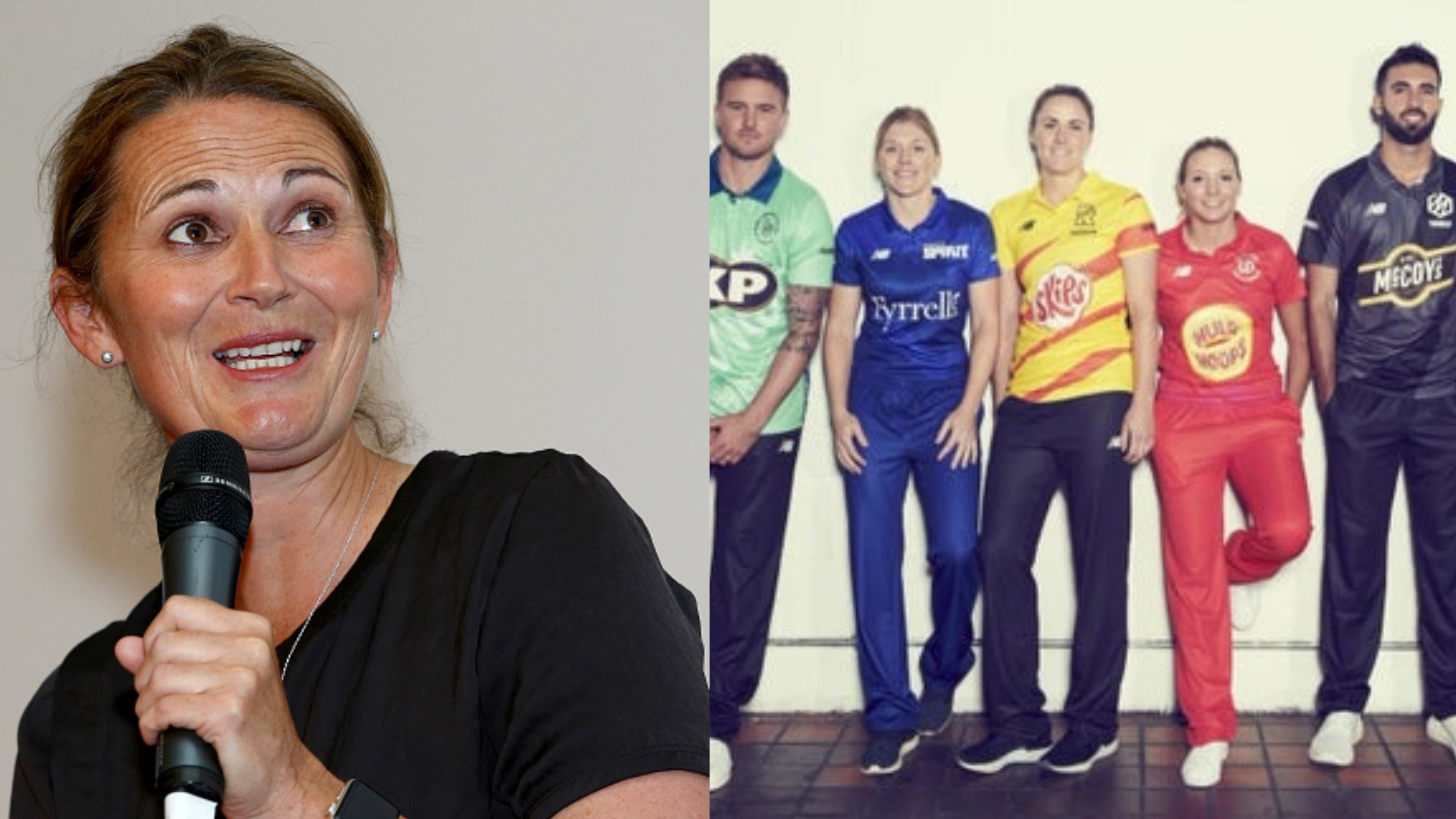 Charlotte Edwards fears about women's cricket after The Hundred's postponement