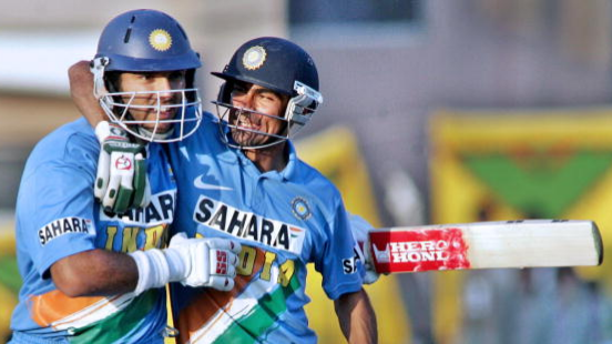 Yuvraj Singh conveys warm wishes to Mohammad Kaif on his retirement
