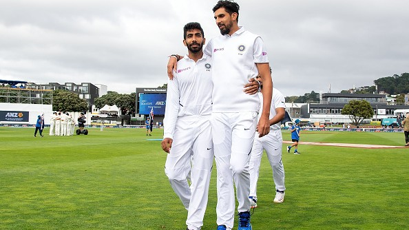 NZ v IND 2020: Ishant defends Bumrah's lacklustre showing in 1st innings at Wellington