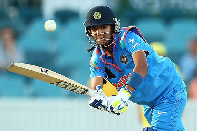 Harmanpreet Kaur will captain Indian women's team in the T20I series against South Africa