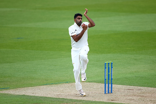 R Ashwin didn't try out much variations | Getty Images