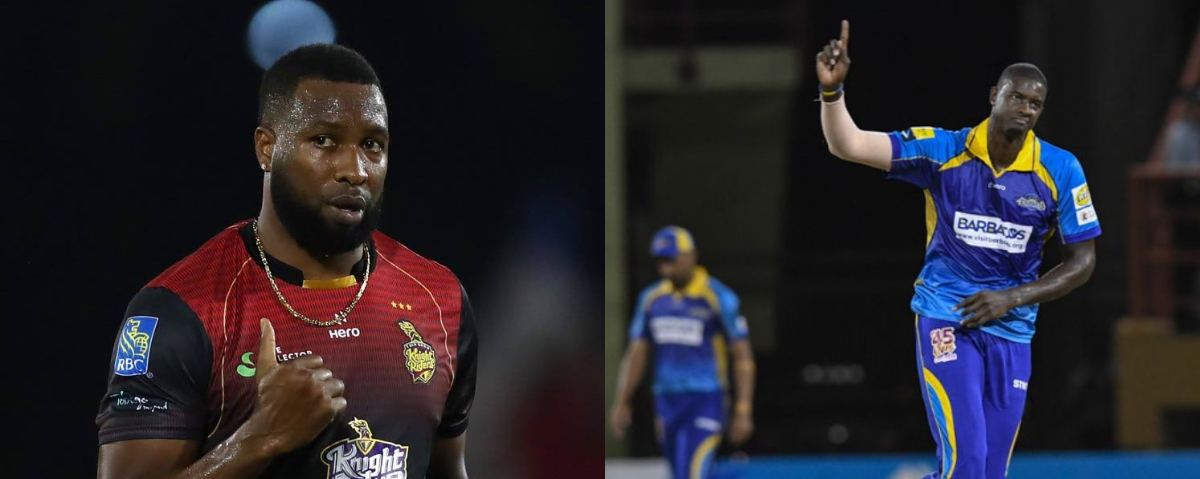 Trinbago Knight Riders will be up against Barbados Tridents