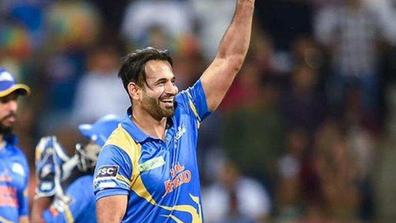 Irfan Pathan becomes fourth India Legends player to test positive for COVID-19