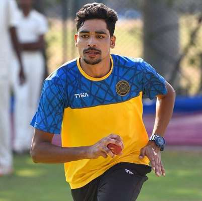 Mohammed Siraj picked 8 wickets in the match with four in each innings