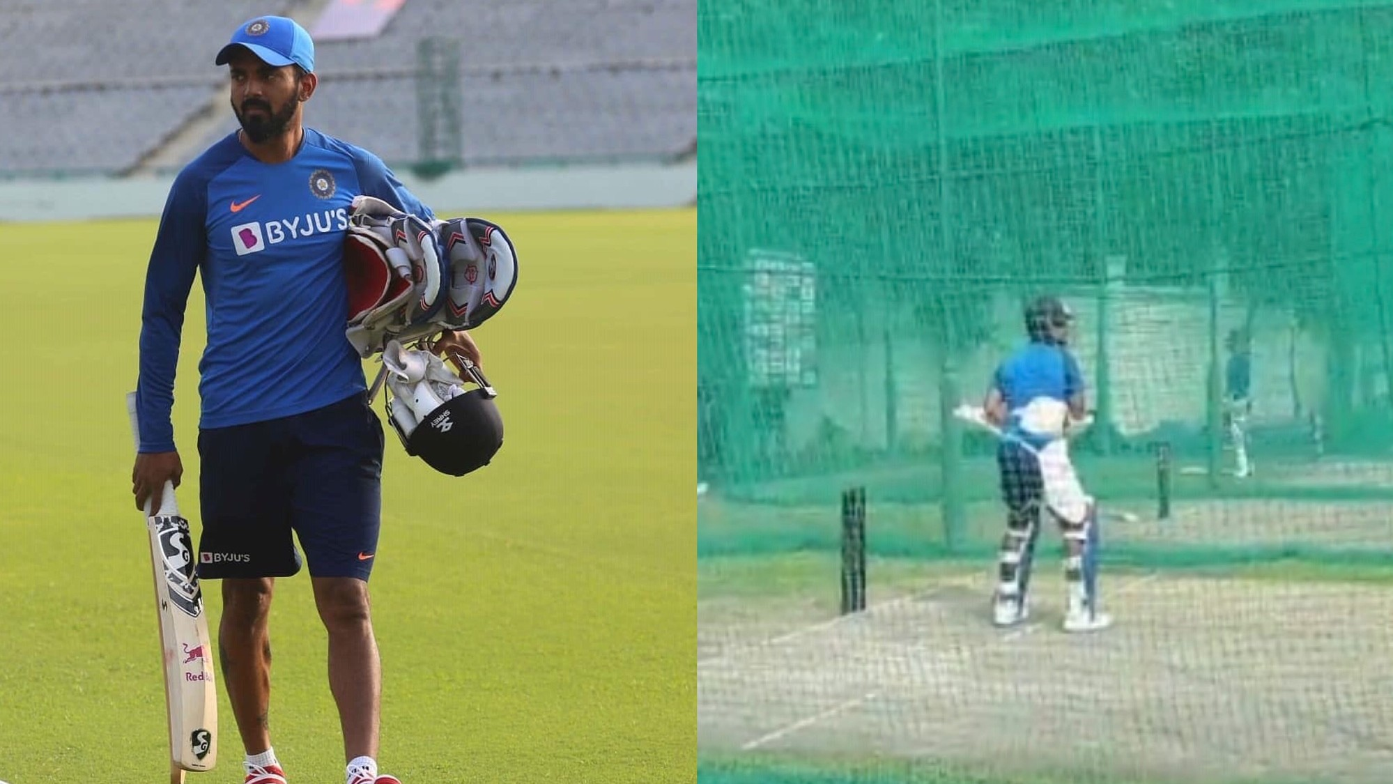 IND v SA 2019: WATCH - Team India gears up for the 2nd T20I in Mohali
