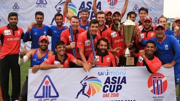 Asia Cup 2018: ICC gives Hong Kong's matches against India and Pakistan official ODI status