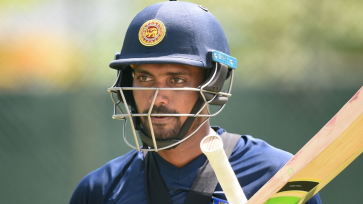 Danushka Gunathilaka handed six-match ban for breach of code of conduct