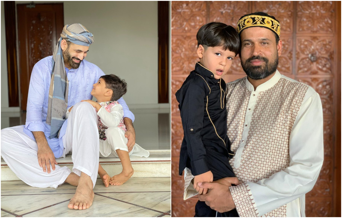 Irfan Pathan and Yousuf Pathan | Twitter