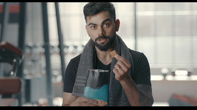 Fitness freak Virat Kohli ready to speak out after being caught having chips