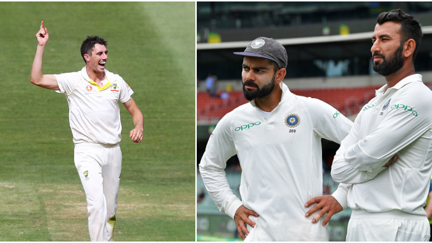 AUS v IND 2018-19: Pat Cummins says Australia should bat like Virat Kohli and Pujara in second innings