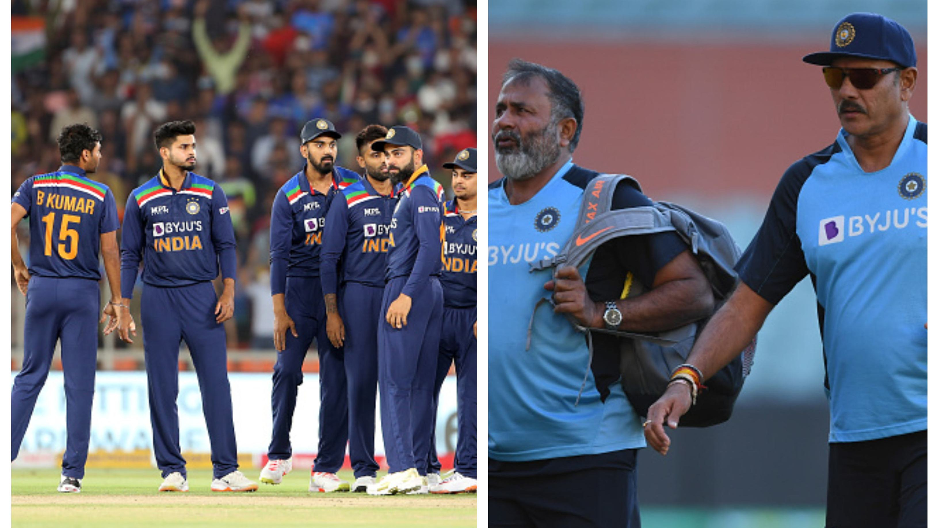 Team India likely to stay in CSK's den during T20 World Cup 2021; support staff to reach Dubai this week – Report
