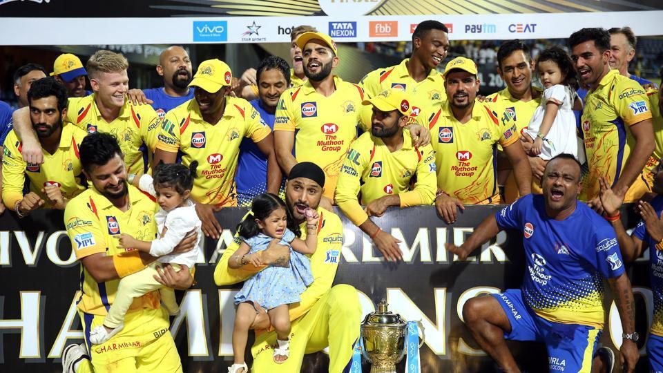 IPL 2018 : चेन्नई सुपर किंग्स को आईपीएल जीतने पर पाकिस्तान से भी मिला बधाई सन्देश