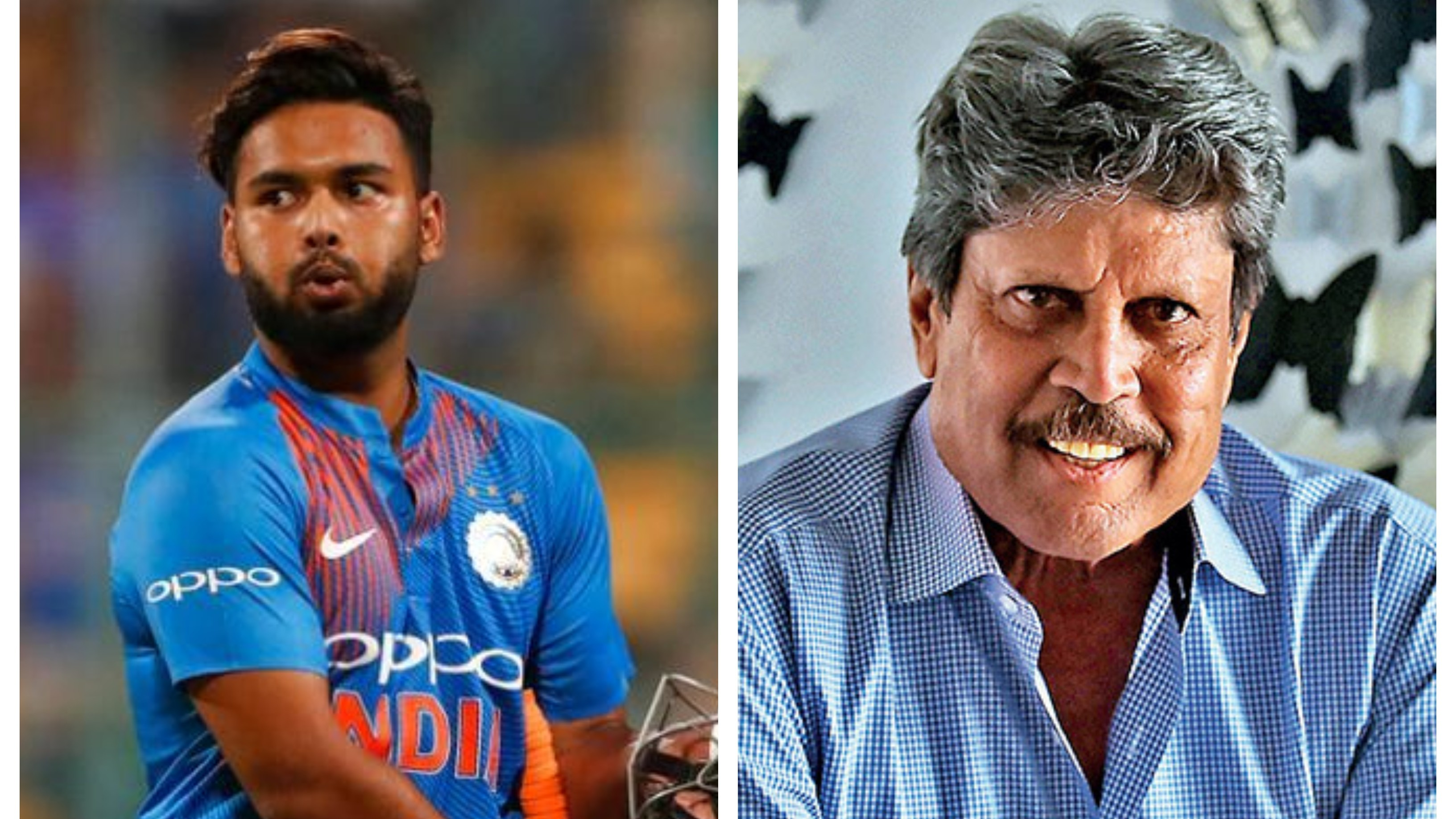 Kapil Dev puts onus on Rishabh Pant to come out of uncertain phase