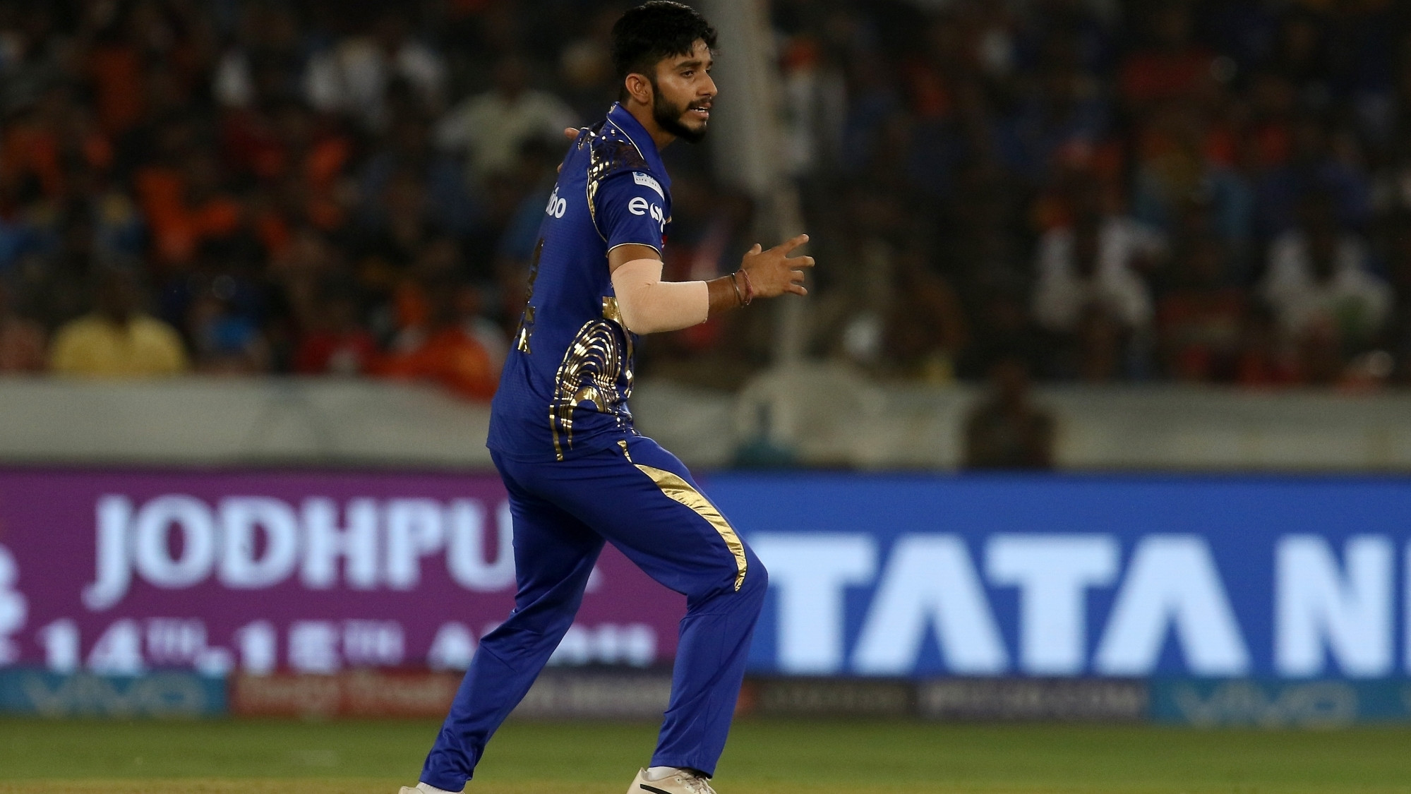 IND v AUS 2019: Mayank Markande on cloud nine post India selection