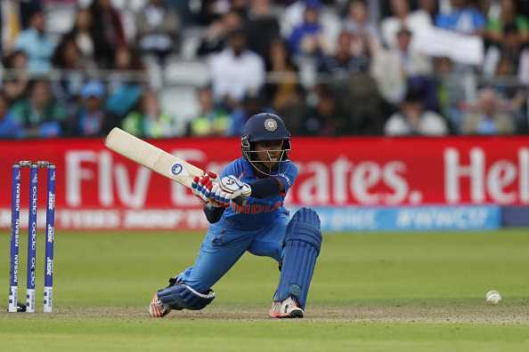 Punam Raut scored 52 for India Red | File Photo - Getty