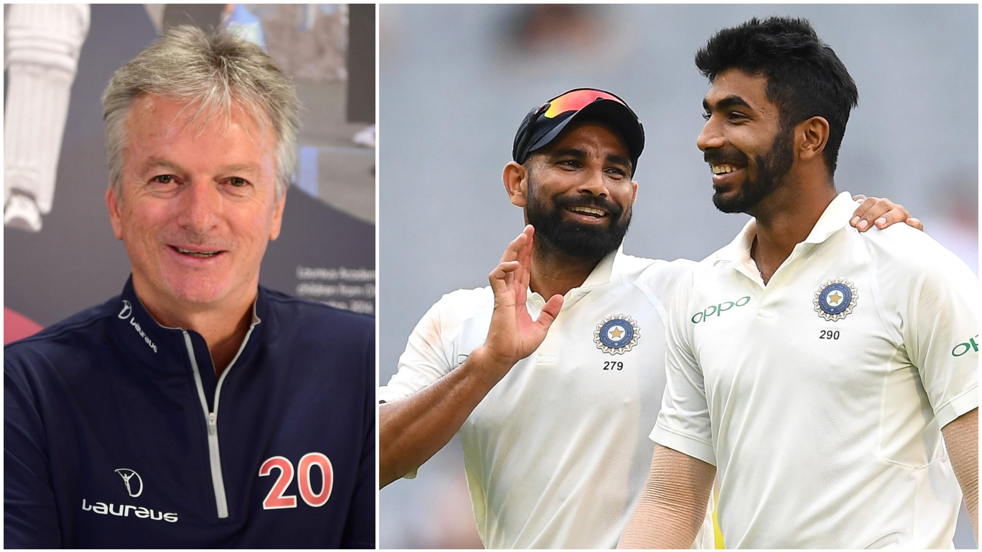 स्टीव वॉ के अनुसार घर में सर्वश्रेष्ठ हैं भारत का तेज गेंदबाजी लाइन-अप
