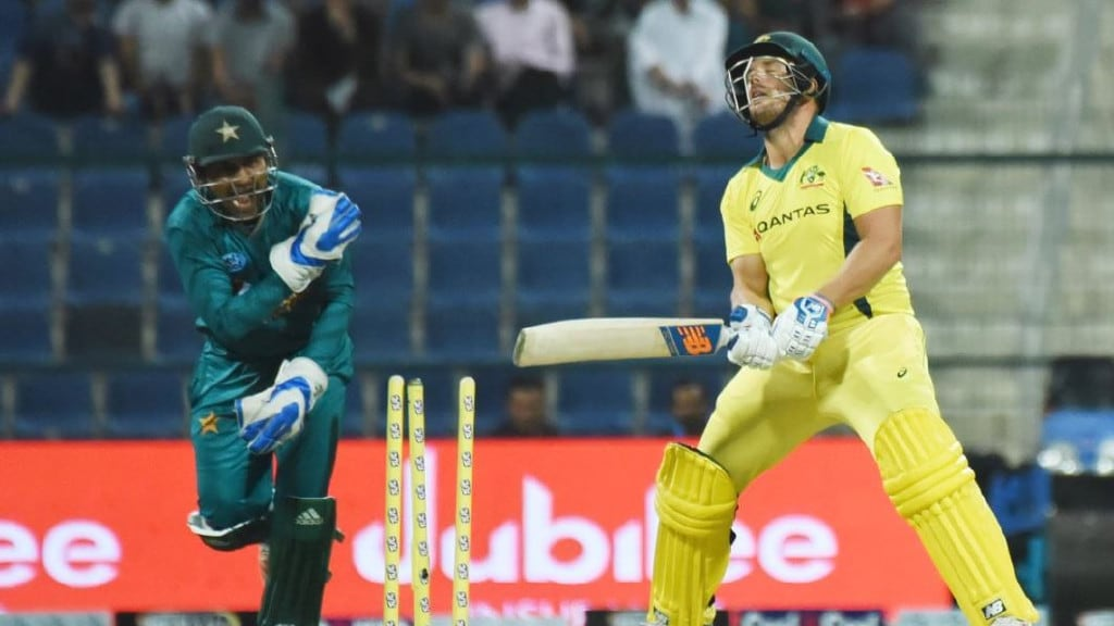 Aaron Finch took responsibility as Australia was bundled out for 89 runs | dailytelegraph.com.au