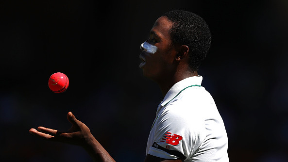 Kagiso Rabada awarded Wisden's Golden Boy of 2018