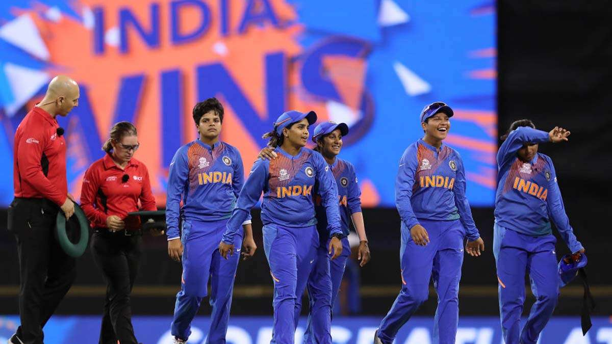 Indian team hasn't played any cricket since 2020 T20 World Cup in March | Getty Images