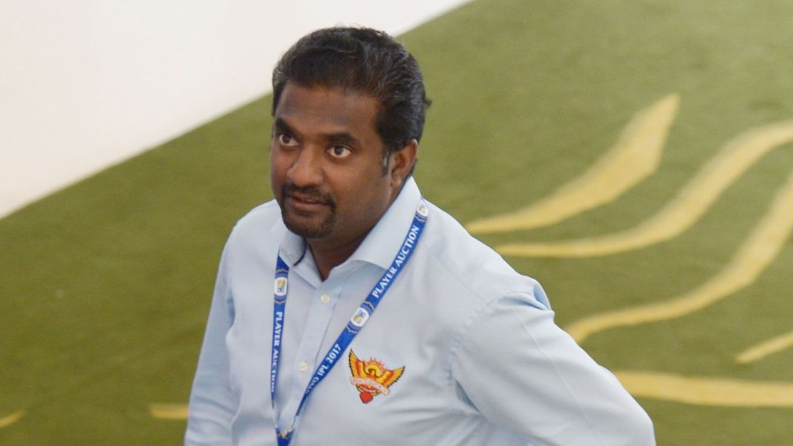 Muttiah Muralitharan set to be appointed as Governor of Sri Lanka's Northern province