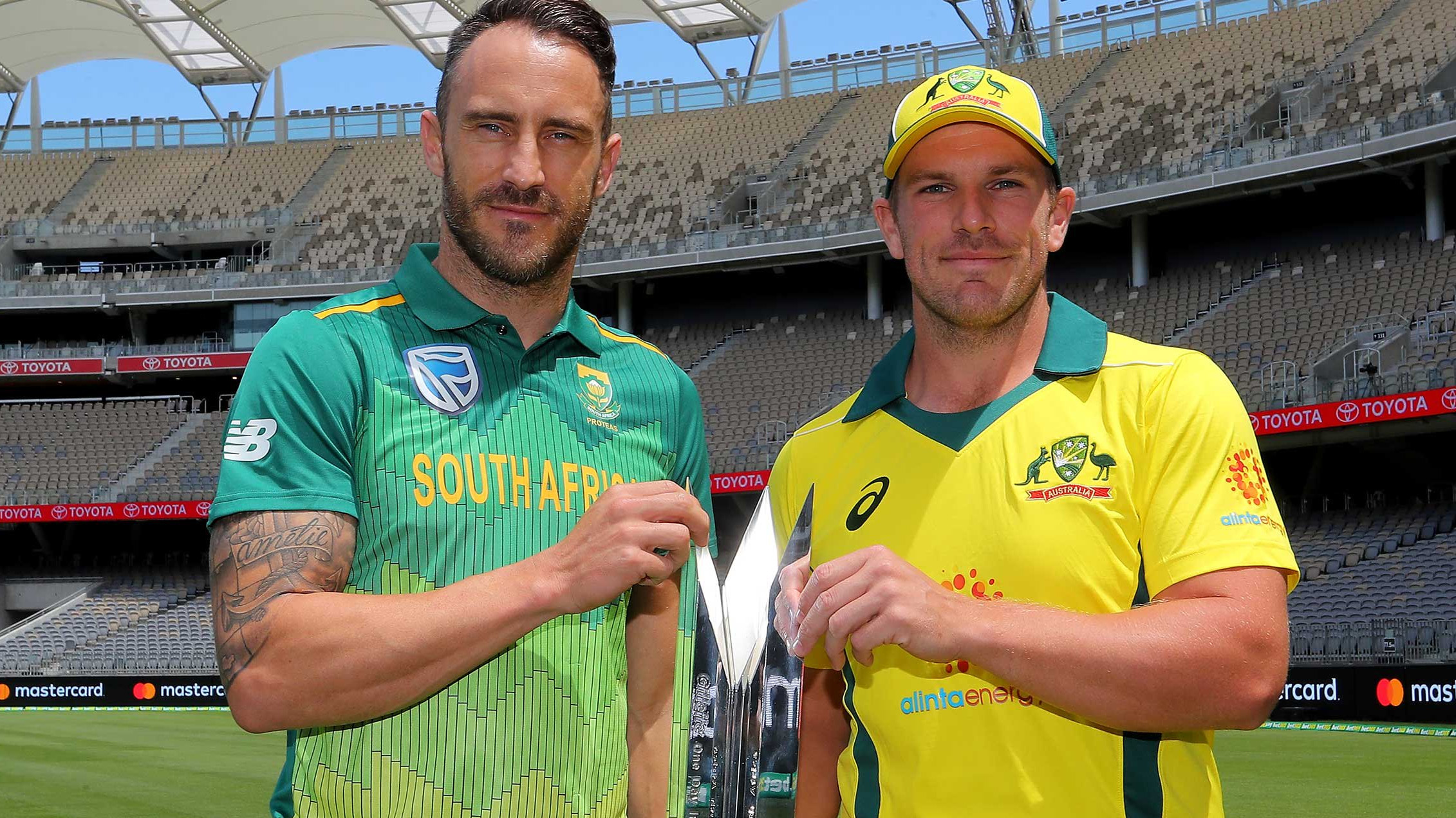 AUS v SA 2018: First ODI - Statistical Preview