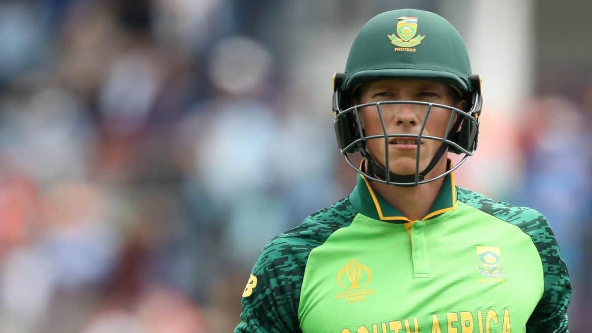 IPL 2021: Rassie van der Dussen unlikely to join Rajasthan Royals due to NOC issue
