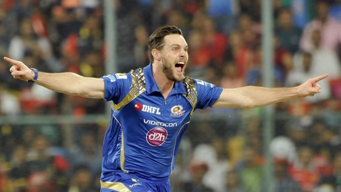 IPL 2018: Mumbai Indians bring in Mitchell McClenaghan to replace injured Jason Behrendorff