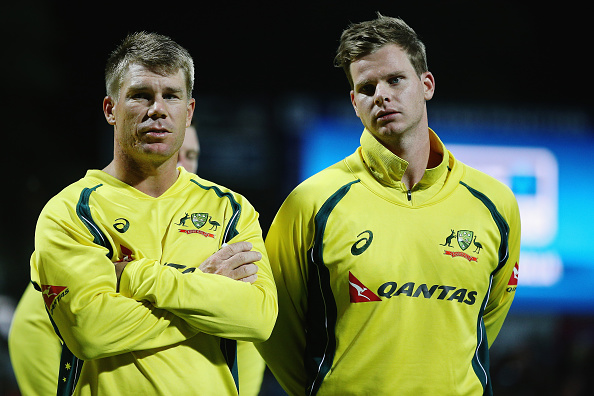 Smith and Warner were named in Australia's 15-member squad for World Cup 2019 | Getty Images