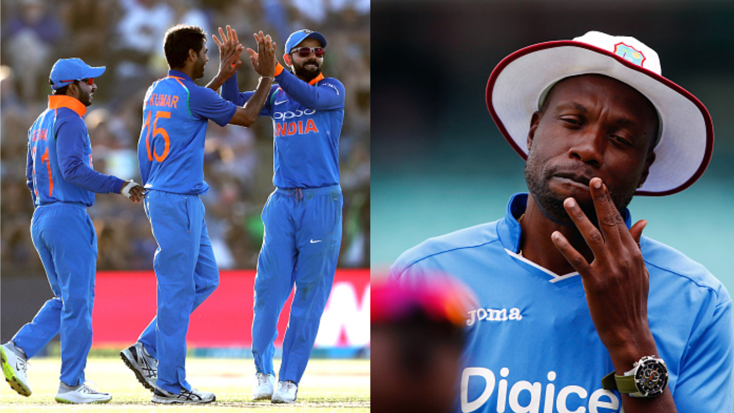 कर्टली एम्ब्रोज़ के अनुसार मौजूदा भारतीय टीम की तुलना अतीत की वेस्टइंडीज से करना जल्दबाज़ी होगी