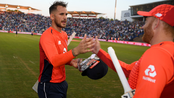 ENG v IND 2018: Twitter reacts as Alex Hales' fifty power England to 5-wicket win in Cardiff T20I