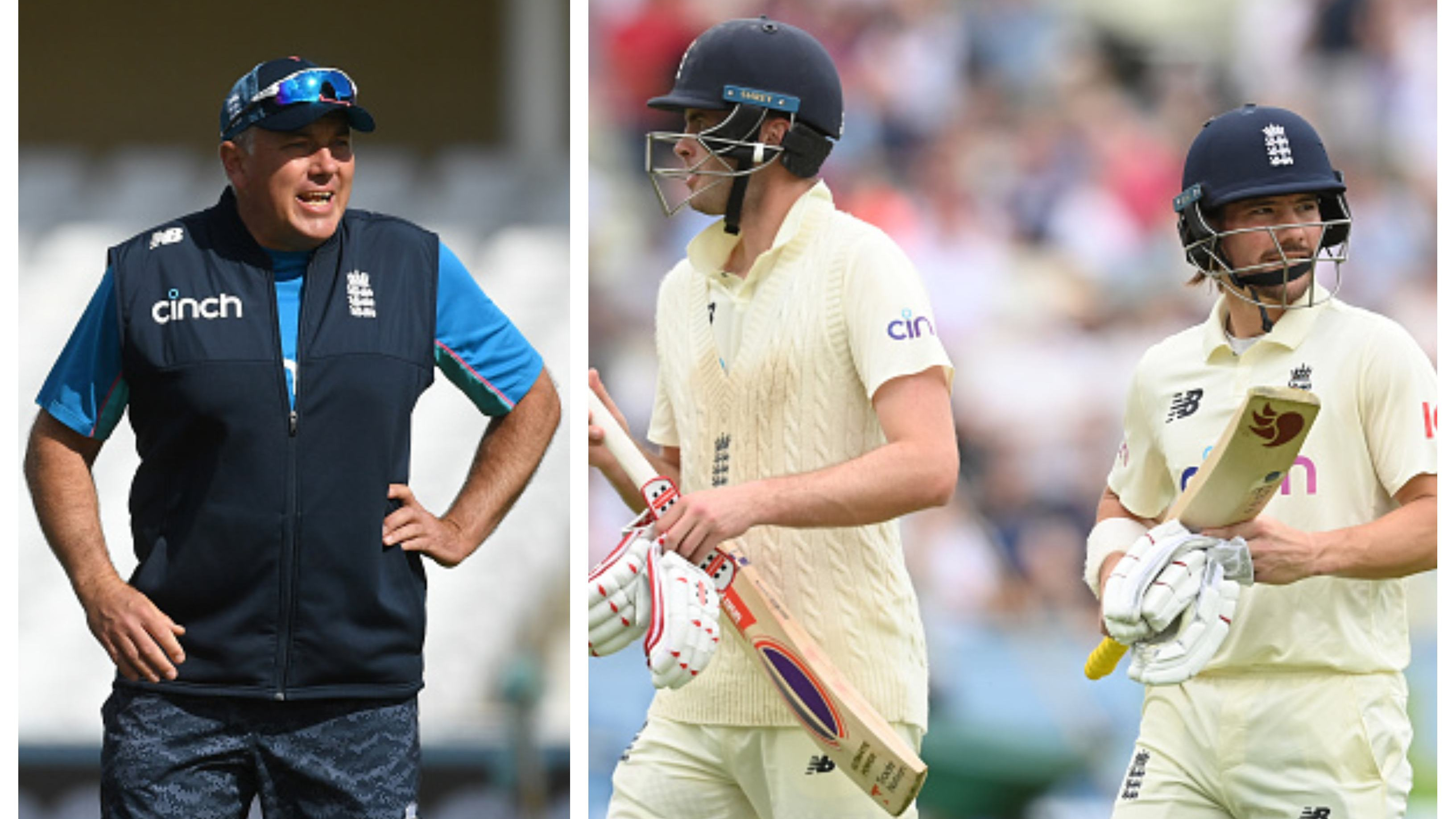 ENG v IND 2021: Chris Silverwood issues warning to England's struggling top-order ahead of 2nd Test