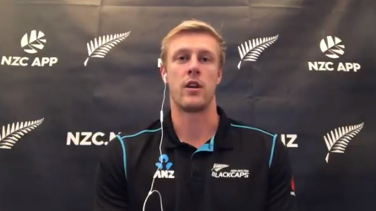 ENG v NZ 2021: WATCH - Kyle Jamieson shares the experience of his first visit to Lord's