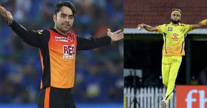 Rashid Khan and Imran Tahir will play in both CPL and IPL   AFP