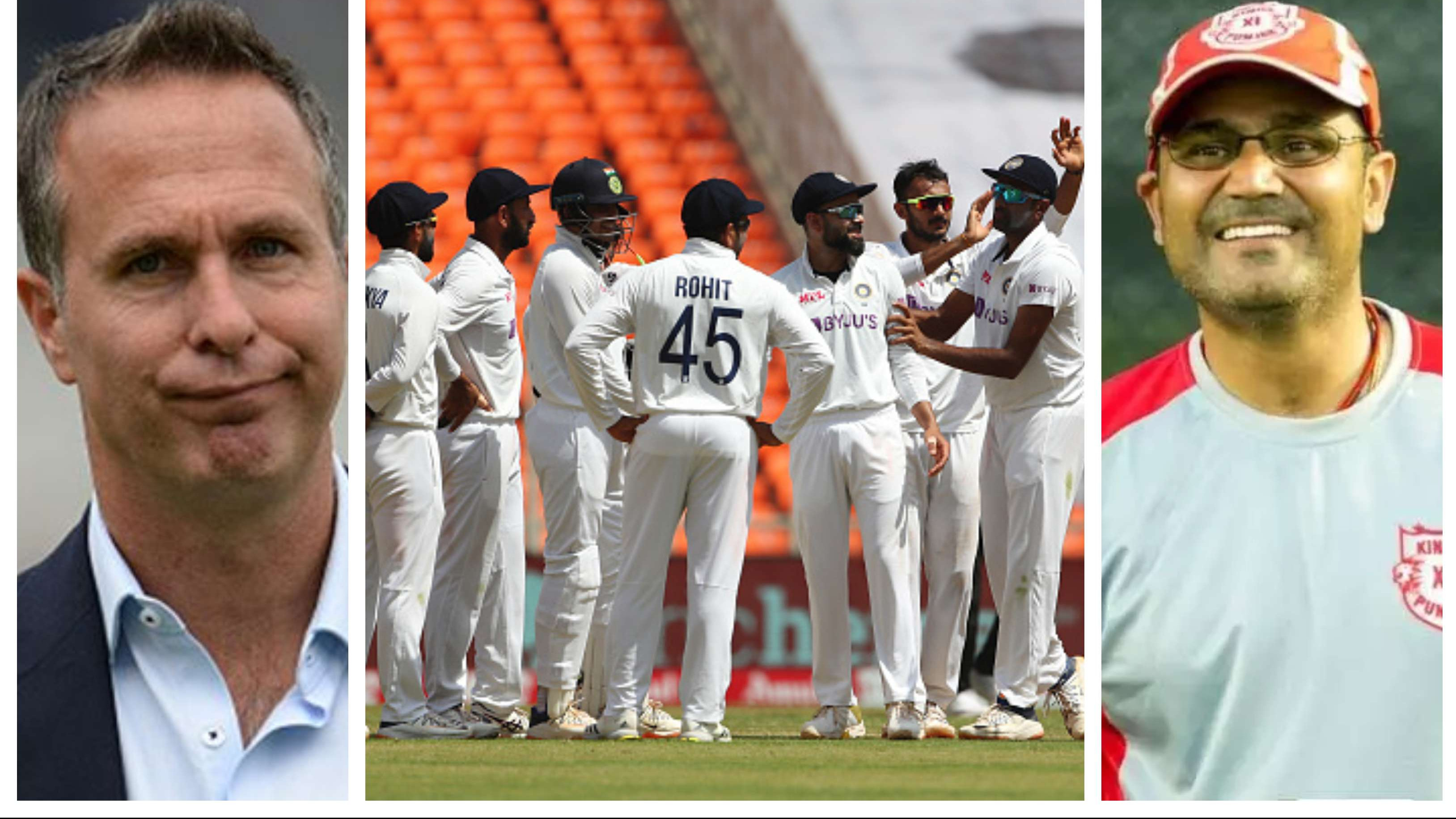 IND v ENG 2021: Cricket fraternity reacts as India thrash England by an innings and 25 runs to seal 3-1 series win