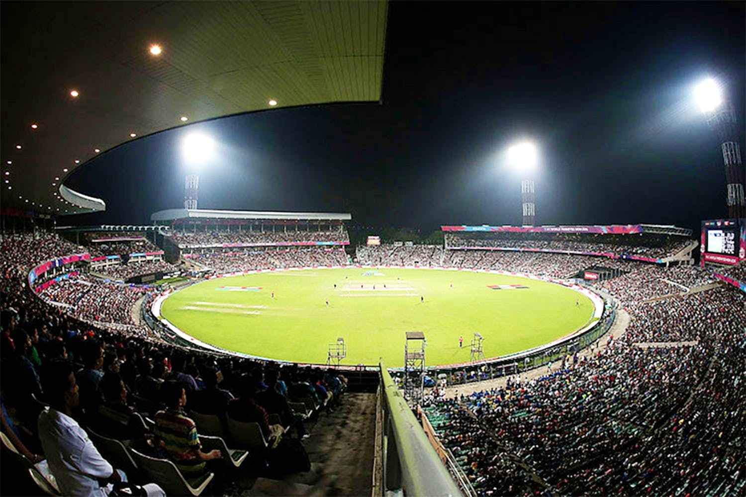 Eden Gardens to hosts first-ever day/night Test | AFP