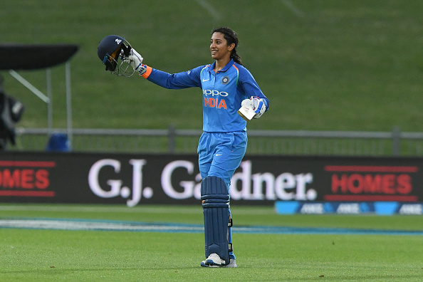 Smriti Mandhana is no.1 batswoman in ODIs | Getty