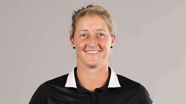 NZC appoints Sophie Devine as the permanent captain of New Zealand women's team