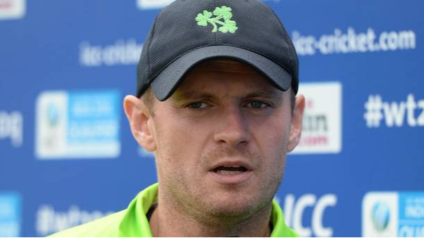 Captain William Porterfield confident Ireland can upset Pakistan in their maiden Test
