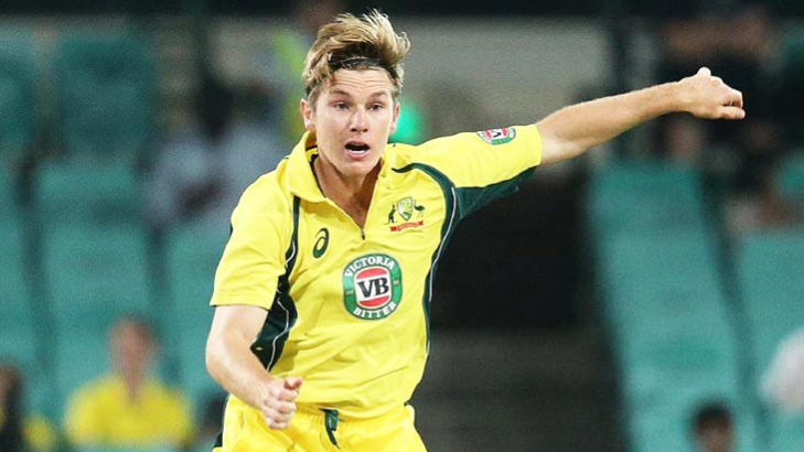 Missing out from Australia's one-day squad, Adam Zampa to play for Essex