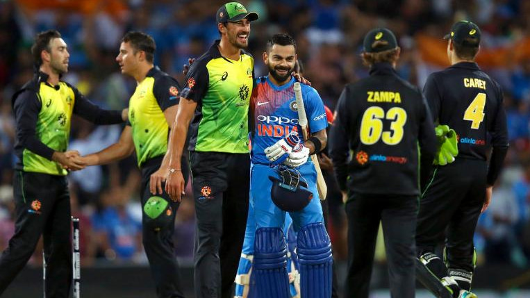 IND v AUS 2019: T20I Series - Approaching Milestones