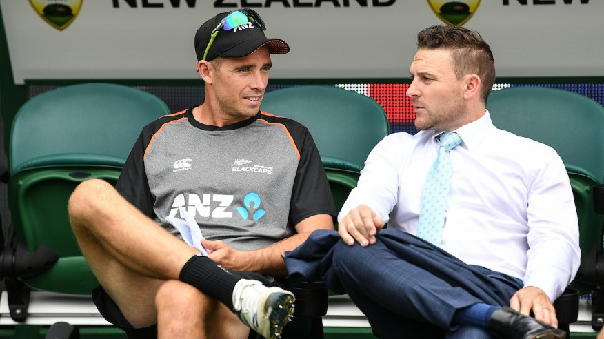 Tim Southee credits transformation period and Brendon McCullum for New Zealand's success