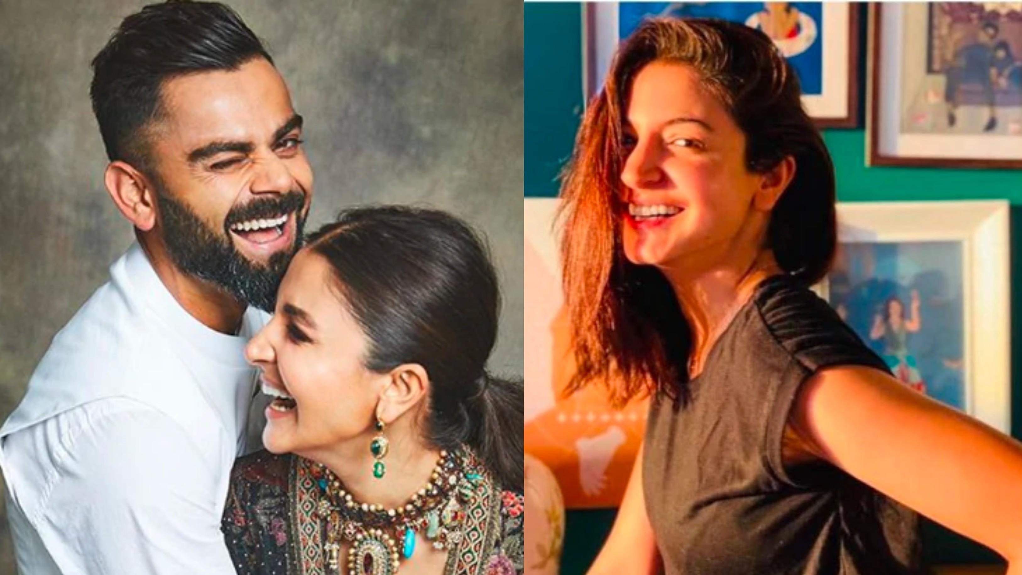 Virat Kohli calls Anushka Sharma