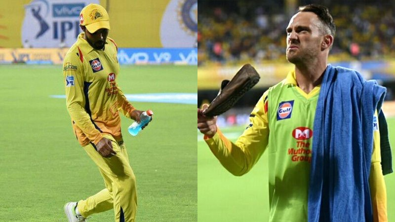 IPL 2018: Protestors at Chepauk throw shoes at CSK players; one almost hits Du Plessis and Jadeja