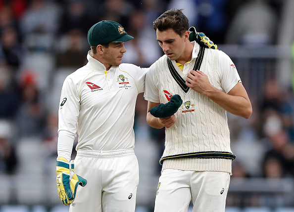 Pat Cummins picked four wickets in the second innings | Getty