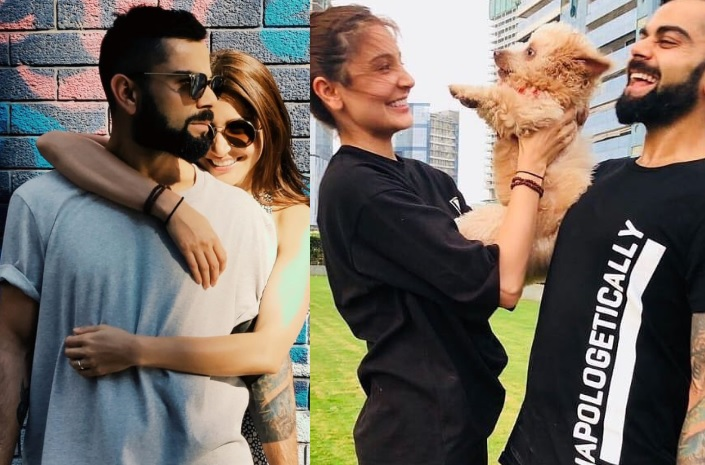 Anushka Sharma and Virat Kohli | Instagram